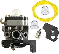 Janrui Carburetor Carb for RedMax BCZ2650S BCZ2460TS Brush Cutter Trimmer with Gasket Fuel Line Primer Bulb Fuel Filter
