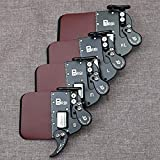 DECUT Archery Finger Tab for Tradition Bow and Hunting Bow (XL)