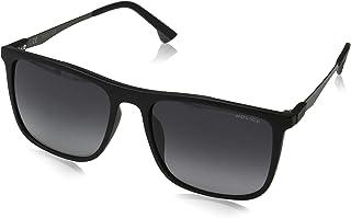 946fac8d71 Police Vibe 1 Gafas de Sol, Negro (Semi Matte Black), 55.0 para