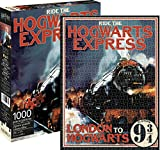 Aquarius 65280 Harry Potter Hogwarts Express Jigsaw Puzzle, 1000 Piece