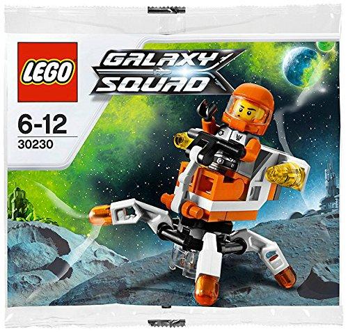LEGO Galaxy Squad Mini Mech Niño/niña Juego de construcción - Juegos de construcción (Multicolor, 6 año(s), Niño/niña, 12 año(s))