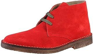 Woz Garrison_Rosso dameslaarzen enkellaarzen, damesschoenen, maat 40, rood
