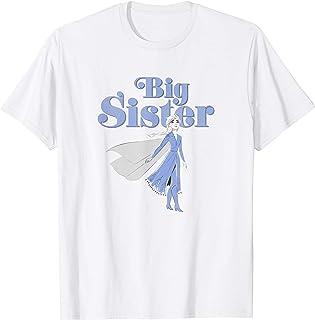 Disney Frozen 2 Elsa Big Sister T-Shirt