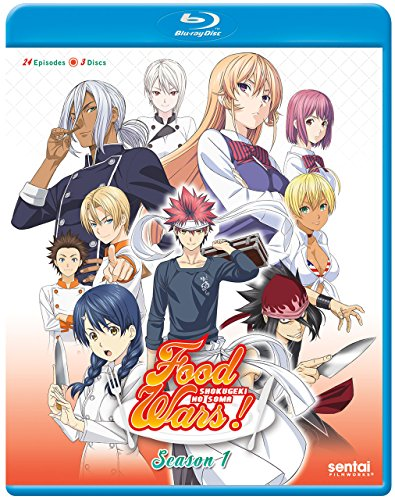 Food Wars [Blu-ray]