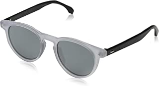 FENDI - FF M0001/S T4 900 49 Gafas de sol, Transparente (Crystal/Grey Grey), Hombre