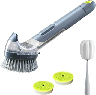 Best dish scrubber brush Reviews