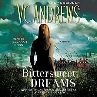 Bittersweet Dreams audiobook cover art