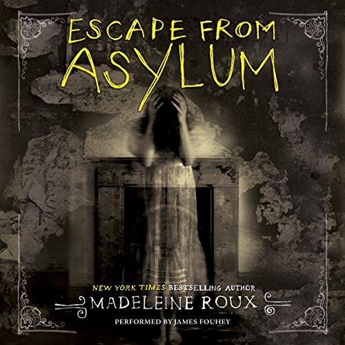 『Escape from Asylum』のカバーアート