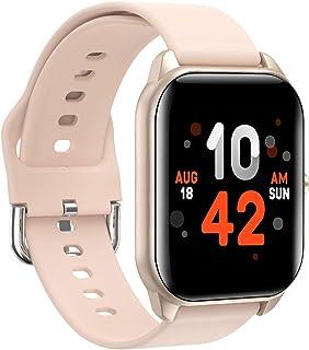 Smartwatch, Reloj Inteligente con Pulsómetro 1.4 Inch HD, Impermeable IP68, Cronómetros, Calorías Podómetro, Monitor de Sueño, Pulsera de Actividad Inteligente con Hombre Mujer para Android y iOS