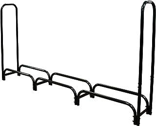 Landmann 82443 Firewood Rack with Cover – 8 Feet