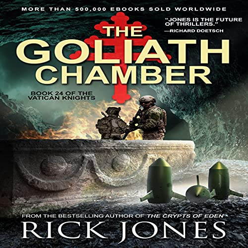 The Goliath Chamber cover art