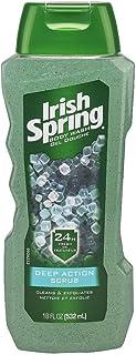 Irish Spring Body Wash, Deep Action Scrub 18 oz