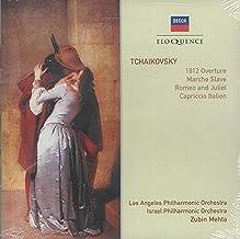 Tchaikovsky: 1812 Overture/Mar