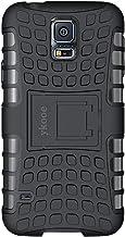 ykooe Funda Samsung Galaxy S5, Teléfono Híbrida de Doble Capa con Soporte Carcasa para Samsung Galaxy S5 5,1