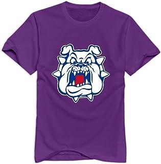 Tavil Fresno State Bulldogs 100% Cotton T Shirt For Men