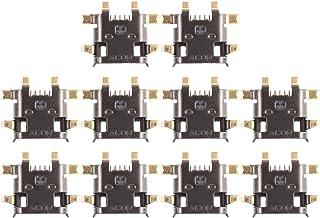 الهاتف المحمول قطع الغيار الأخرى 10 PCS Charging Port Connector for HTC One X/Desire 700 إصلاح أجزاء أخرى