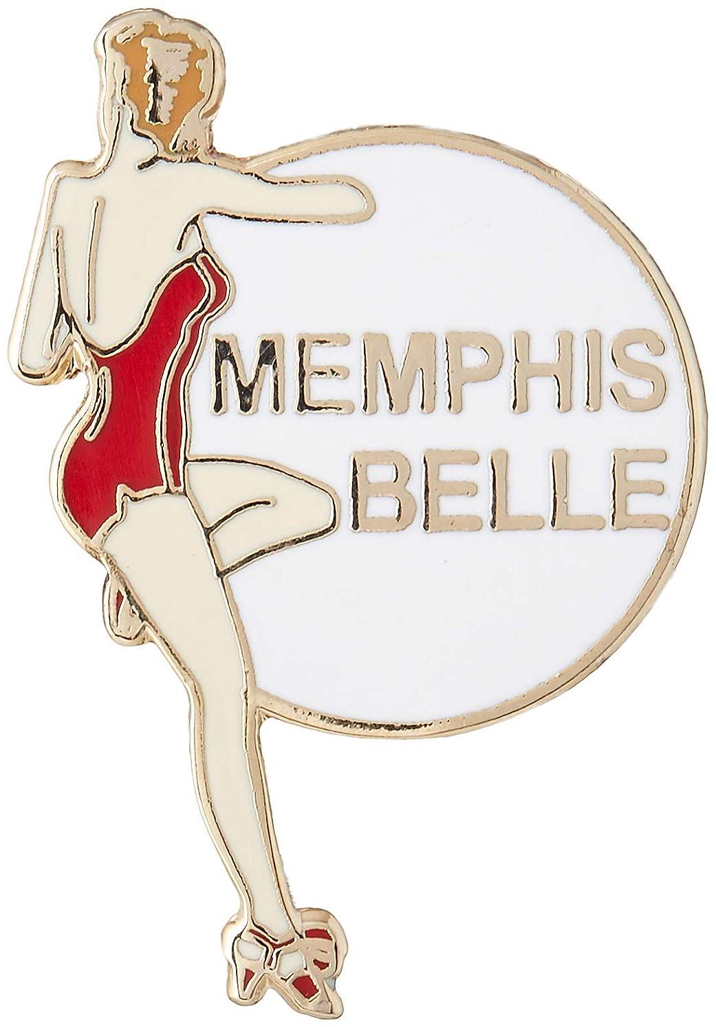 EagleEmblems P15532 Pin-Nose,Memphis Belle,RD (1'')
