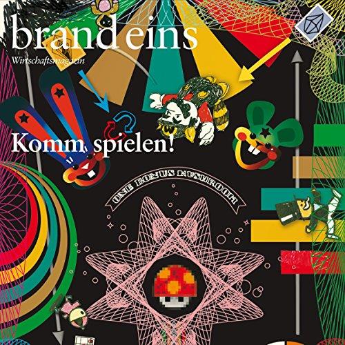 brand eins audio: Spielen audiobook cover art