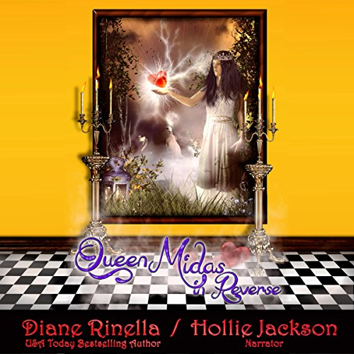 Queen Midas in Reverse audiobook cover art