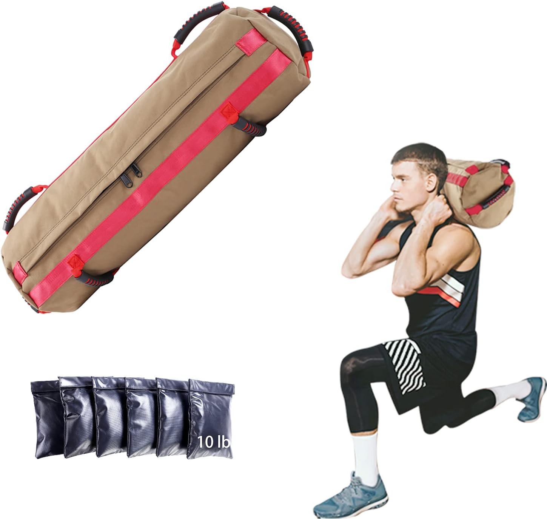 KOKSRY Sandbag Workout It is very popular mart Sandbags for W Fitness Adjustable