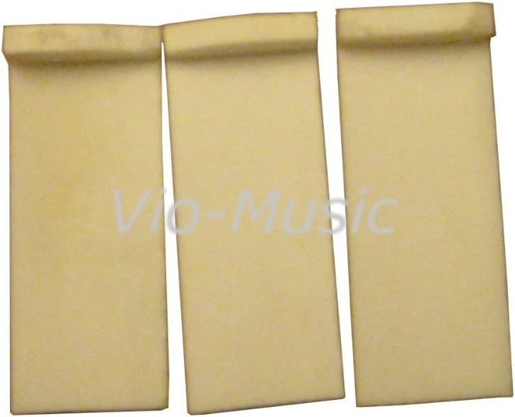 3 Pc. Bone Weekly update Cello Tips Strength Bow Great Popular brand in the world