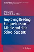 Improving Reading Comprehension of Middle and High School Students (Literacy Studies Book 10)