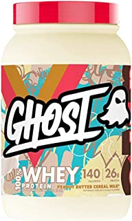 Ghost Peanut Butter Cereal Milk Whey Protein