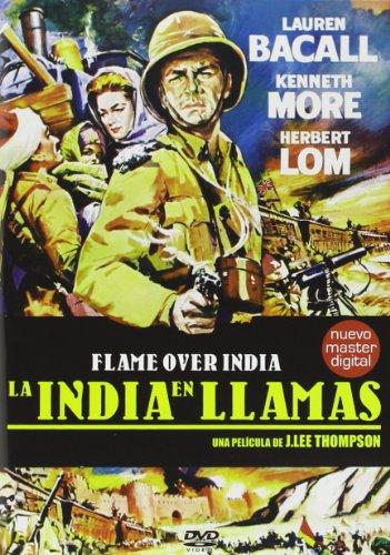 India en llamas [DVD]