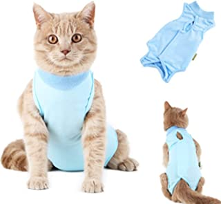 Alfie Pet - Beck Surgical Recovery Suit Body Wrap for Cats and Dogs