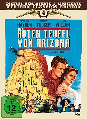 Die roten Teufel von Arizona - Mediabook Vol. 4 (Limited-Edition inkl. Booklet)