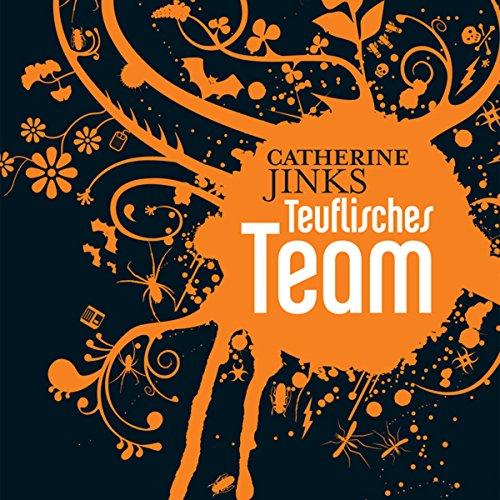 Teuflisches Team audiobook cover art