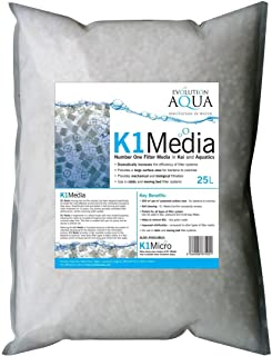 Evolution Aqua K1 Biological Filter Media - 50 Liters
