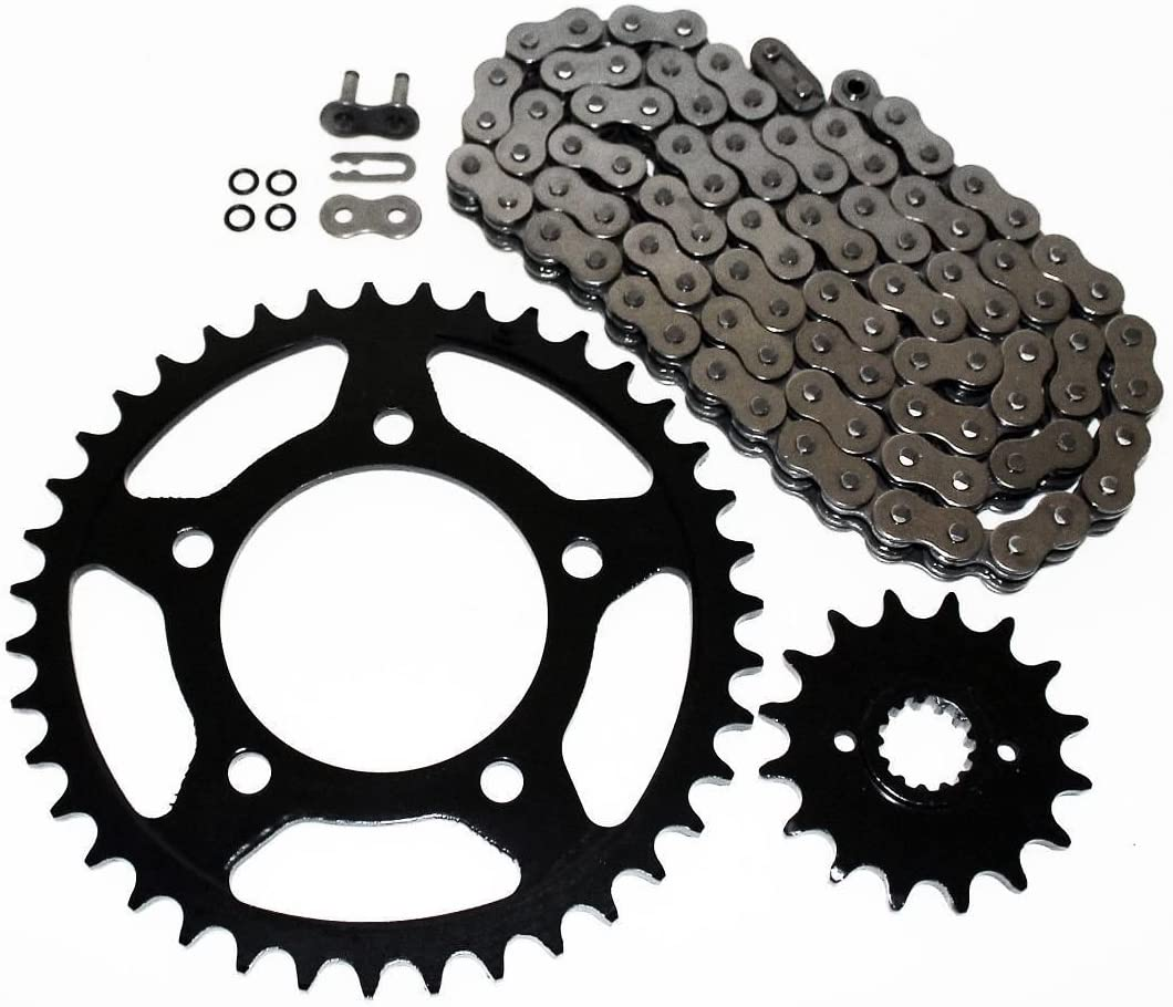 Suzuki GS500E GS500-F O Ring Chain 39 16 and Weekly update Sprocket 1 Free shipping on posting reviews