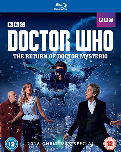 Doctor Who - The Return of Doctor Mysterio [Blu-ray]