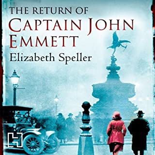 The Return of Captain John Emmett cover art