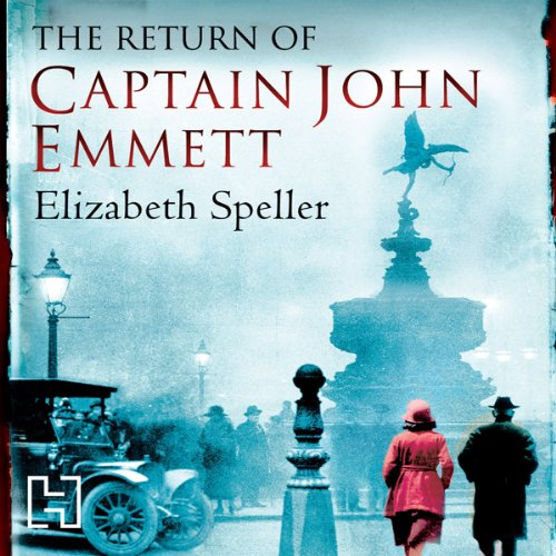 Couverture de The Return of Captain John Emmett