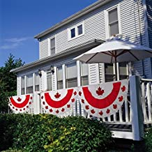 Best canadian flag bunting Reviews