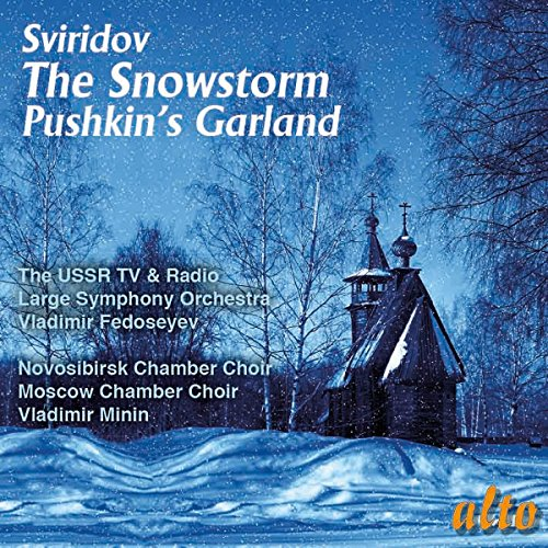 Sviridov: The Snowstorm / Pushkin's Garland