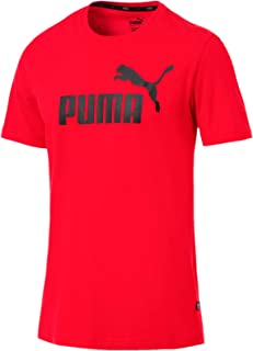 Puma ESS Logo Tee for Men's