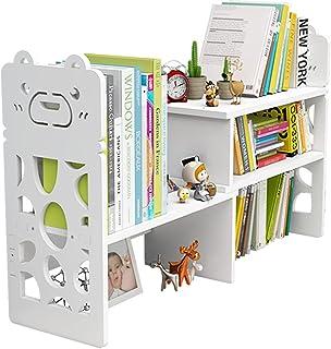 デスク上置棚 自由に調整伸縮 ブックスタンド 卓上収納ラック 卓上棚 組み立てが簡単 文房具・学校・オフィス・事務用品 卓上整理棚