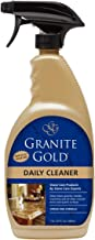 Granite Gold Daily Spray Streak-Free Cleaner for Granite, Marble, Travertine, Quartz, Natural Stone Countertops, Floors-Ma...