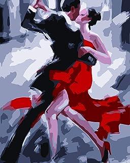 Feeling at home QUADRO-SU-TELA-Ballerini-Tango-Anonymous-fotografia-88/_X/_117cm