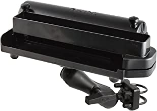 RAM MOUNTS (RAM-VPR-101-1 Printer Cradle, Double Socket Arm and Double U-Bolt Base for The Brother Pocketjet 3/3 Plus, 6/6 Plus and 673