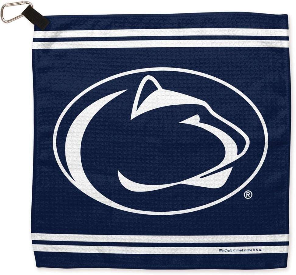 WinCraft NCAA Waffle Towels