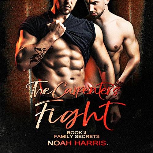 The Carpenter's Fight audiobook cover art