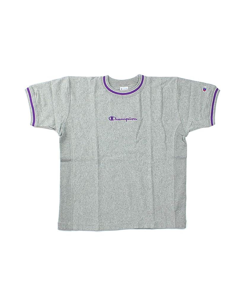 増幅社会ペンフレンド[チャンピオン] Tシャツ リバースウィーブTシャツ ロゴTシャツ レディース