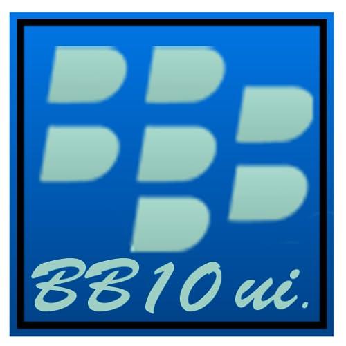 BB10 ui.