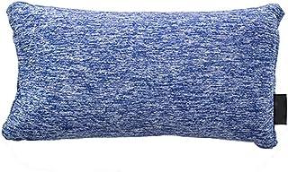 ネックピロー U型首の枕旅行枕記憶泡の枕整形外科の枕,ネックピロー U型まくら 携帯枕 洗えるカバー 旅行用品 飛行機 トラベル 収納ポーチ付 (Color : Blue)