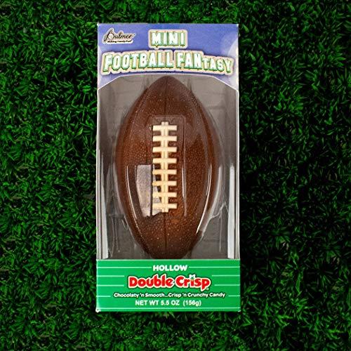 image of Palmer Double Crisp Chocolate Football