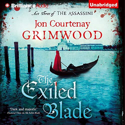 Couverture de The Exiled Blade
